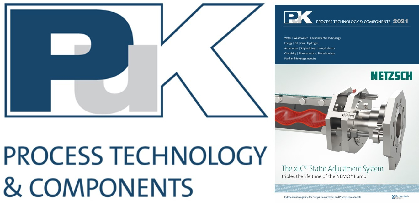 Article in the magazine PuK Prozesstechnik & Components