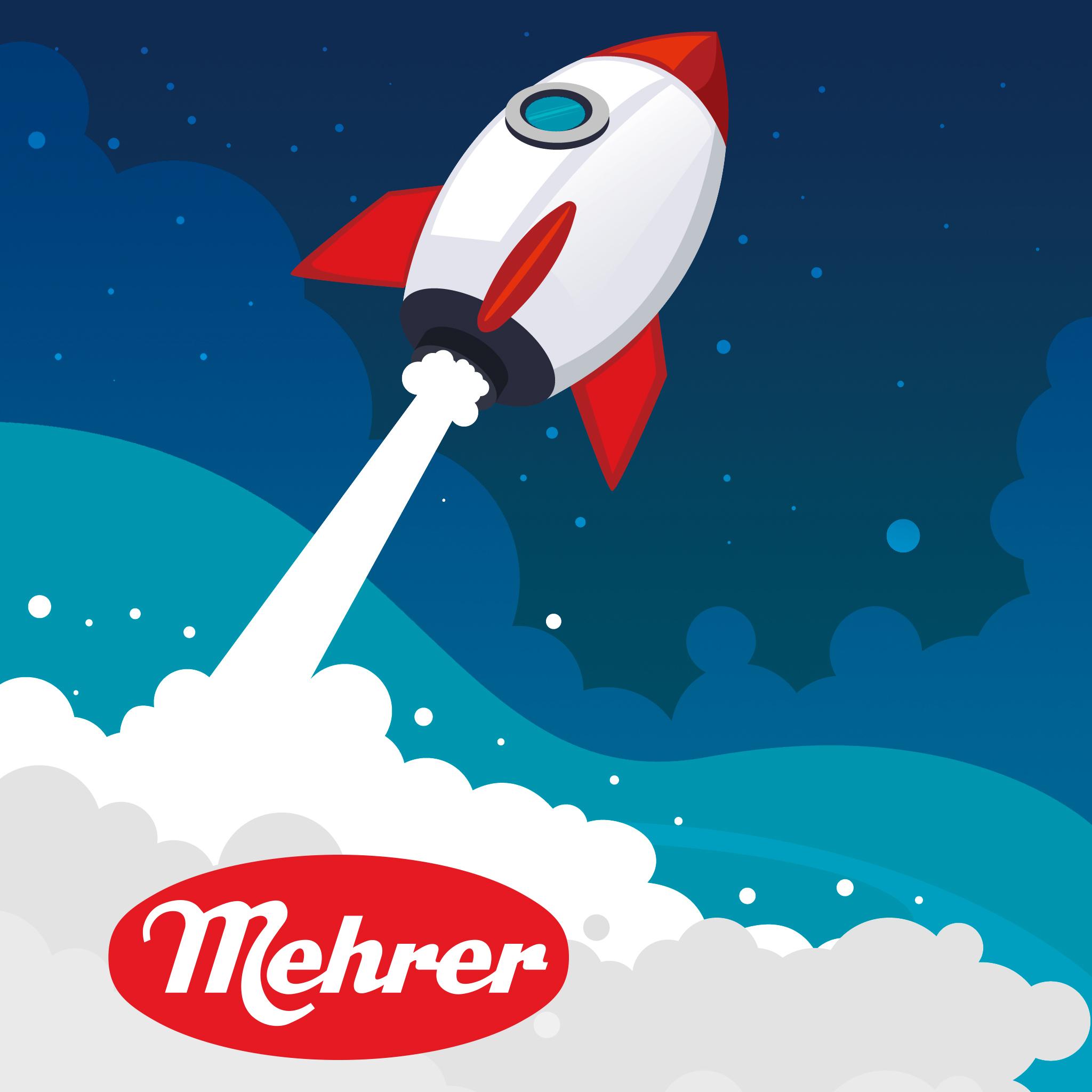 新面孔在 Mehrer!