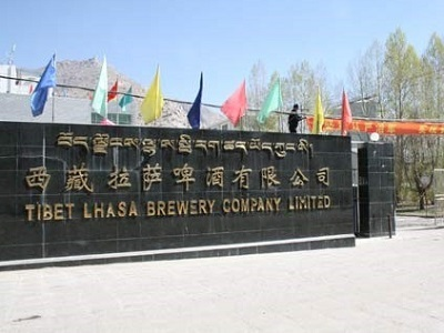 CO2 recovery in brewery with Mehrer Compressor in Tibet
