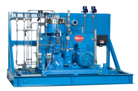 one and two stage high pressure compressors