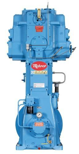 Piston compressor TRZ 1000