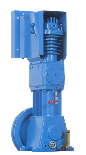Compresor de pistón exento de aceite Mehrer Serie TRX 200