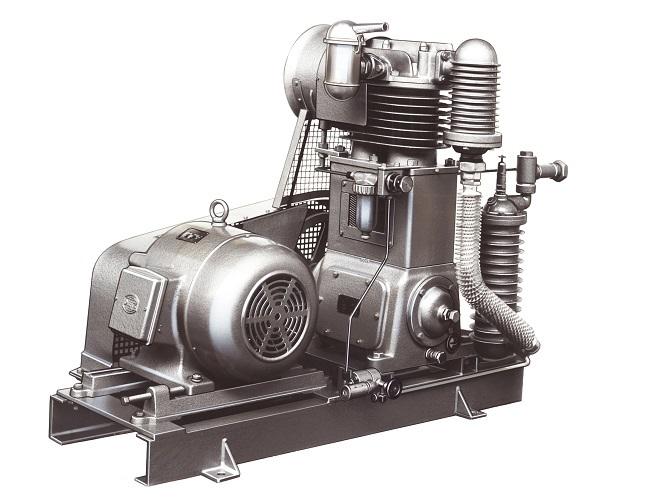 First oil-free Mehrer-Compressor